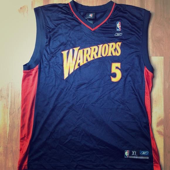 4e0d52cdb Golden State Warriors Baron Davis Jersey Vintage. M 5b84a47781bbc829fee92388